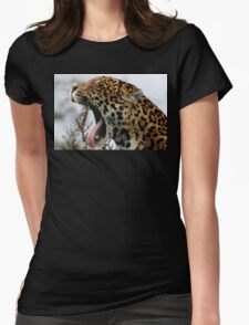 Let it out Womens Fitted T-Shirt