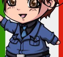 Hetalia Chibis - Italy Sticker