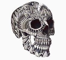 Old Skull Maori Unisex T-Shirt