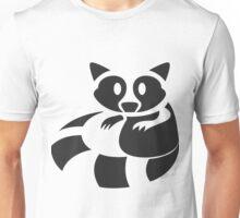Raccoon Been Caught Unisex T-Shirt
