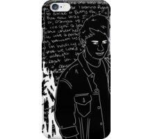 Michael JBH iPhone Case/Skin