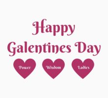 Parks & Rec: Galentines Day  Kids Clothes