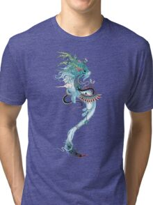 Journeying Spirit (ermine) Tri-blend T-Shirt