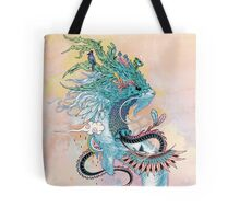 Journeying Spirit (ermine) Tote Bag
