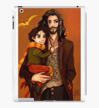 HP iPad Case/Skin