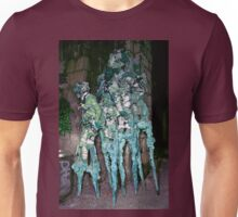 Carnaval  with my inventions on light OKAIO that creates a real RELIEF and Studio Portable OKAIO  04 (c)(h)  by Olao-Olavia / Okaio Créations 1998 Unisex T-Shirt