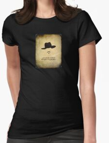 Surprise... Womens Fitted T-Shirt