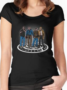 Hunting Party Women's Fitted Scoop T-Shirt
