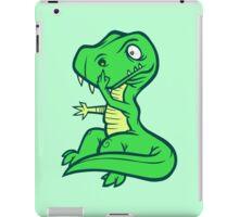 T-Rex Booger iPad Case/Skin