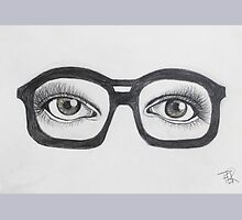 Glasses by LIZETH7