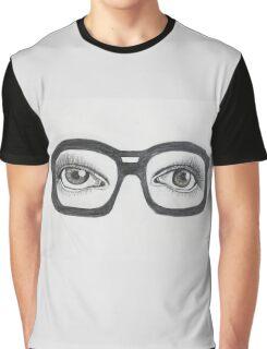 Glasses Graphic T-Shirt