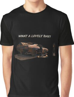 Lovely Day Graphic T-Shirt