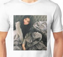 Kylie Jenner Furry Bed Unisex T-Shirt