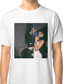 Kendall Jenner and Kylie Jenner Love Classic T-Shirt