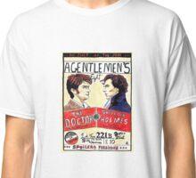gentlemen's fight Classic T-Shirt