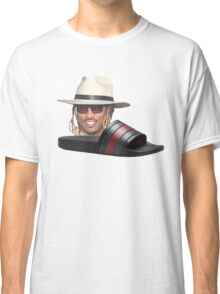 Future In Some Gucci Flip Flops Classic T-Shirt