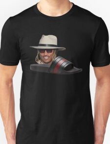 Future In Some Gucci Flip Flops Unisex T-Shirt