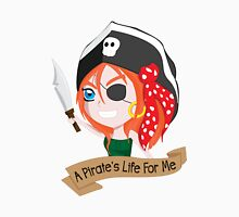 Chibi Pirate's Life Unisex T-Shirt