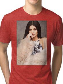 Kylie Jenner Fur Tri-blend T-Shirt