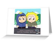 Craig X Tweek Greeting Card