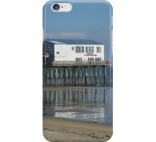 Old Orchard Beach Pier iPhone Case/Skin