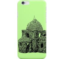 Willow Hut iPhone Case/Skin