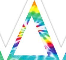 Delta Delta Delta - Tie Dye Sticker