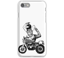 Women Who Ride - Powered by the Blood of my Enemies  iPhone Case/Skin
