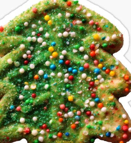 Christmas Cookie 1 Sticker
