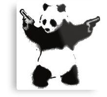 Cool panda Metal Print