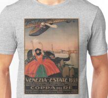 Vintage poster - Venezia Estate Unisex T-Shirt