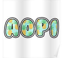 AOPI Poster