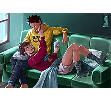 Together forever - Iwaoi Photographic Print