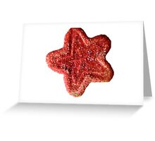 Christmas Cookie 3 Greeting Card