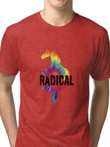 Unicorn Mermaid Tri-blend T-Shirt