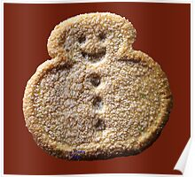 Christmas Cookie 4 Poster