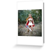 Masters of the Universe Classics - She-Ra Greeting Card