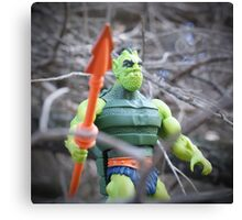 Masters of the Universe Classics - Whiplash Canvas Print