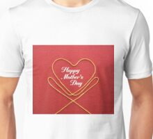 Crafty Yarn and Fabric Happy Mother's Day Unisex T-Shirt