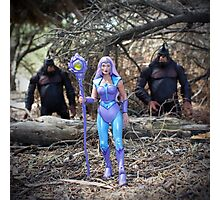 Masters of the Universe Classics - Glimmer Photographic Print