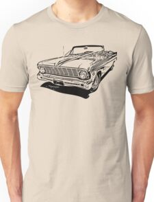 '64 Falcon Convertible Unisex T-Shirt