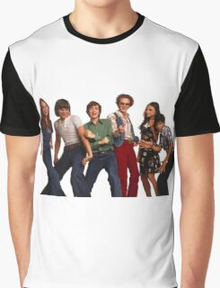 That '70s Show Gang Graphic T-Shirt