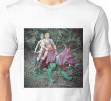 Masters of the Universe Classics - He-Man, Teela & Battle Cat Unisex T-Shirt