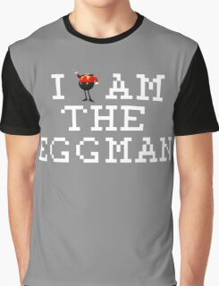 I Am The Eggman Graphic T-Shirt