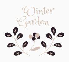 Winter Garden One Piece - Long Sleeve