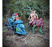 Masters of the Universe Classics - Eternian Heroes Photographic Print