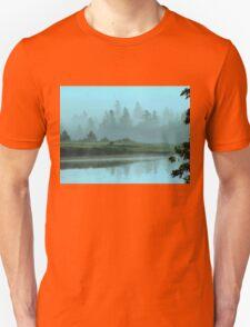 Turquoise Tranquillity Unisex T-Shirt
