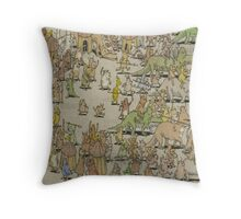 Dance Gavin Dance - Instant Gratification - Pillow Throw Pillow