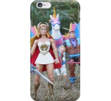 Masters of the Universe Classics - She-Ra, Sea Hawk & Swift Wind iPhone Case/Skin