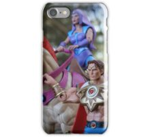Masters of the Universe Classics - Bow, Arrow & Glimmer iPhone Case/Skin